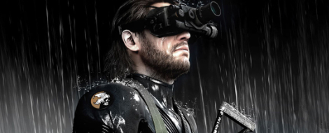 metal gear solid: ground zeroes gets stunning debut footage