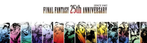 25 years of final fantasy – for fans, by fans