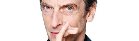 come the fuck in or fuck the fuck off: peter capaldi as the new doctor