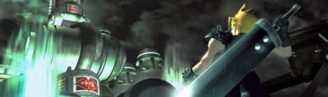 My Favourite Game: Final Fantasy VII, by Lydia Ellery
