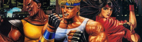 My Favourite Game: Streets of Rage 2, by Dave Cook