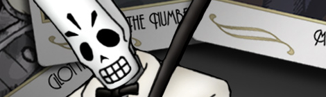 My Favourite Game: Grim Fandango, by Debbie Timmins