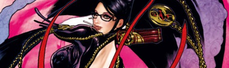 My Favourite Game: Bayonetta, by Ria Jenkins