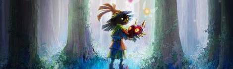 My Favourite Game: The Legend of Zelda: Majora's Mask, by Molly Carroll