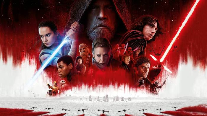 Star Wars: The Last Jedi – Armageddon-level spoiler bullet point thoughts